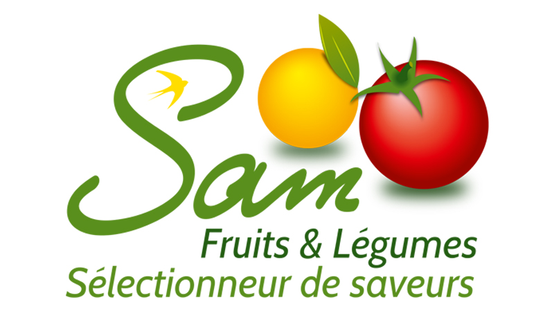 Logo Sam fruits & légumes