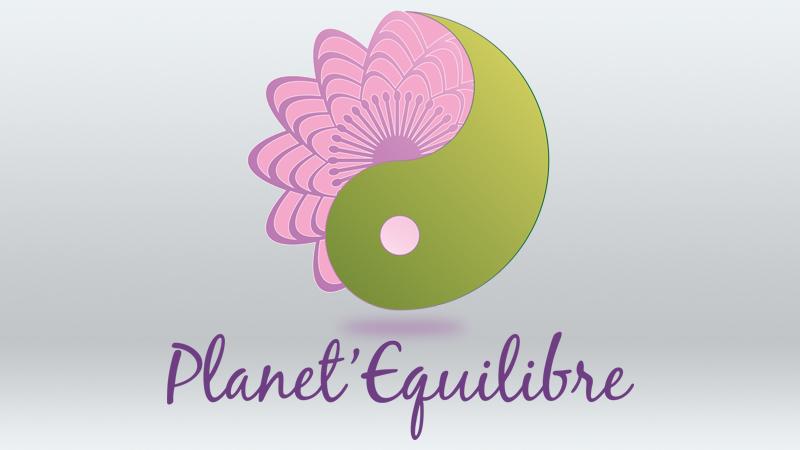 Logo Planete'Equilibre