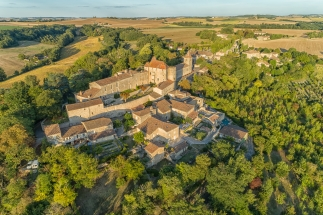 Gramont village médieval (82)