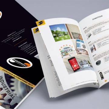 Conception du catalogue produits Stagnoli France