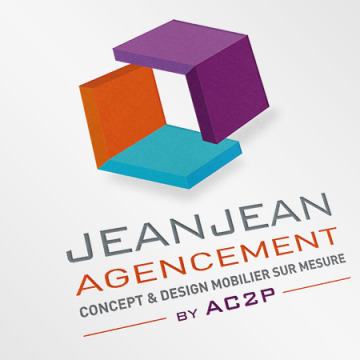 Logo Jeanjean Agencement by Ac2p
